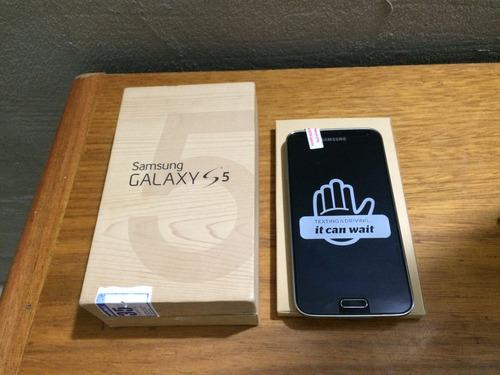 samsung s5, 16gb m. nuevo, liberado, 7800$