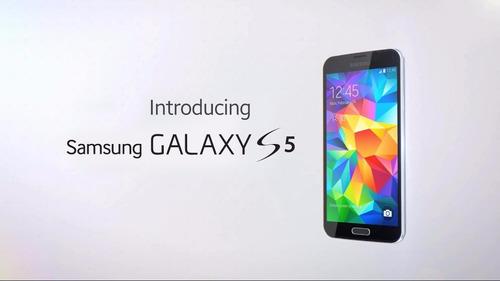 samsung s5 g900h - octa-core 3g - negro - caja - completo !