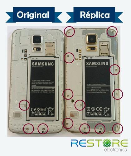 samsung s5 originales 4g  nuevo caja libre garantia