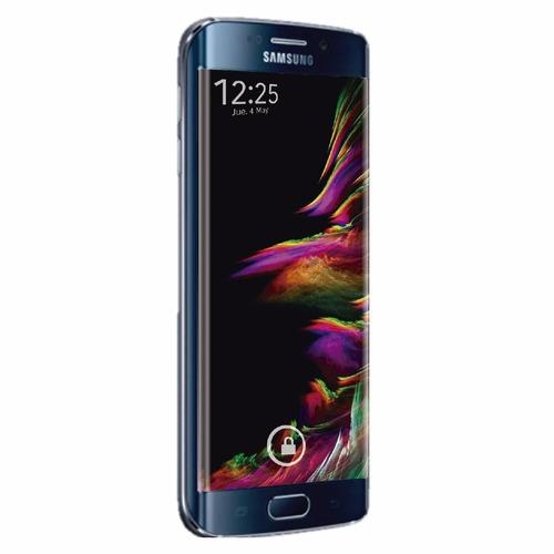 samsung s6 edge atencion 64gb + smartwatch  + 12 cuotas