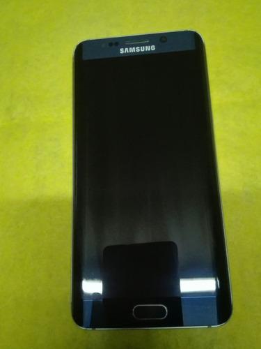 samsung s6 edge plus + 32gb semi nuevo libre 4gb ram
