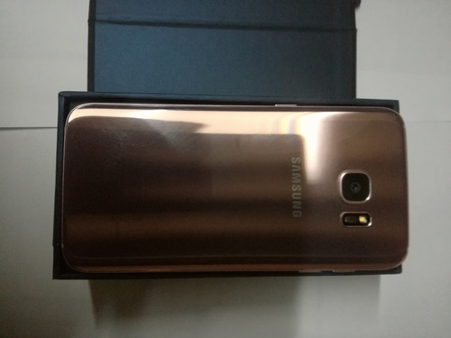 samsung s7 edge 32gb rose gold rosado pink