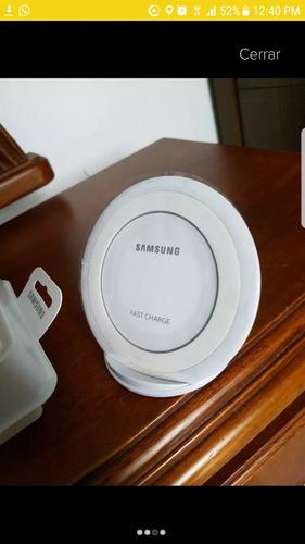 samsung s7 edge como nuevo,cargador inhalambrico y micro sd