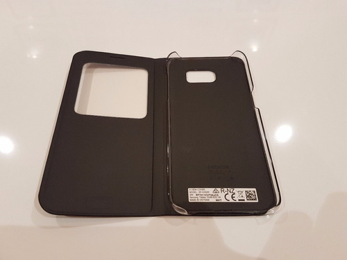 samsung s7 edge s charger pad s view cover batería 8.400mah