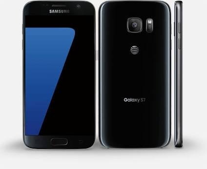 samsung s7 negro 32gb interna - 4gb ram