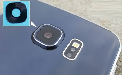 samsung s7edge/s7 lente cristal camaraoriginal+envio gratis