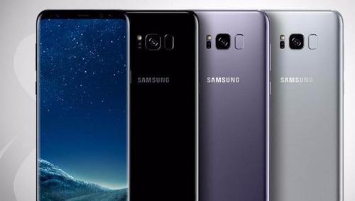 samsung s8 64gb $650/ s8 plus 64 gb $745+1 año garantia!!