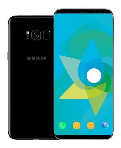 samsung s8+ 64gb reacondicionado - garantía 13 meses
