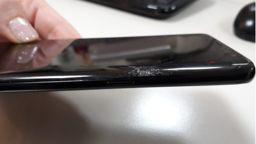 samsung s8 - modulo tactil roto - funciona perfeto