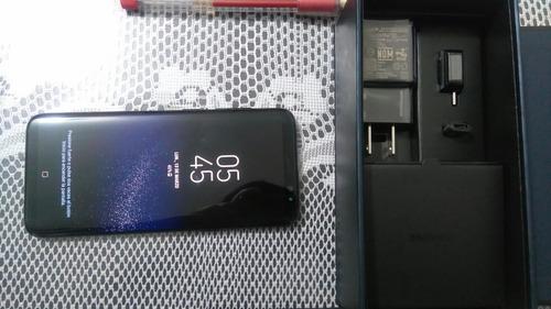 samsung s8 nuevo en caja