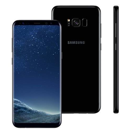 b2ffa14db Samsung S8 Plus Duos 64gb S8+ G955 ( Grátis Brindes) Vitrine - R ...