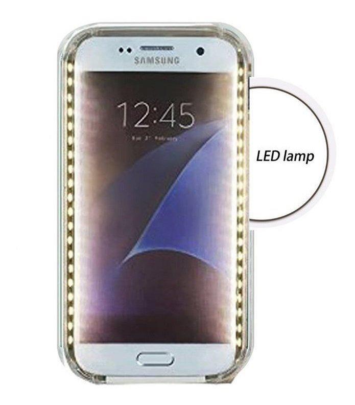 brand new 3e802 b7100 Samsung S8 Plus Selfie Led Light Case,lntech Rechargeable Le