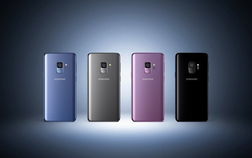 samsung s9 $605, s9 plus 64gb $720, 128gb$810+mica+estuche.