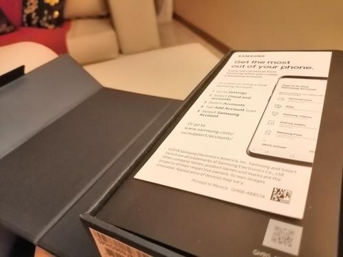 samsung s9+ 64gb negro nuevo y liberado