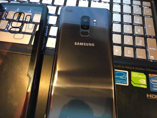 samsung s9 + plus igual a nuevo!!