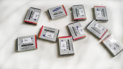 samsung slb-10a bateria original nova