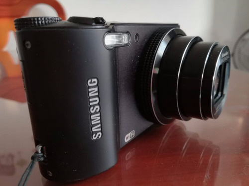 samsung smart camera wb150f semi-profesional color negro