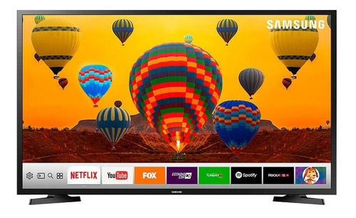 samsung smart tv  32  j4290 hd  / factura + envío gratis