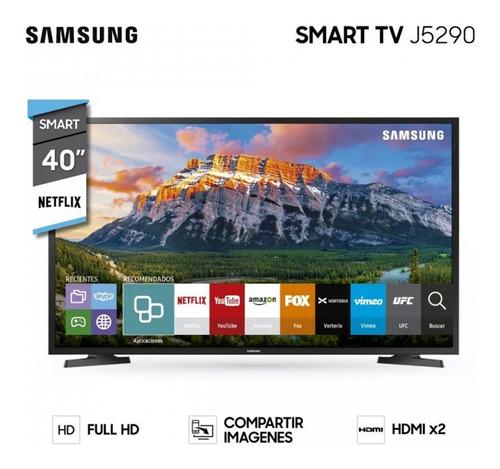 samsung smart tv 40 fullhd wifi somos tienda