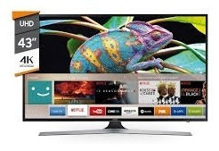 samsung smart tv 43 4k serie 6 43mu6100soport pared garantia