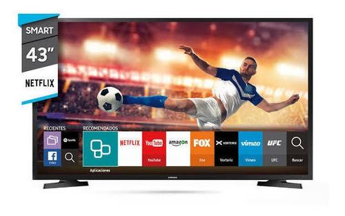 samsung smart tv 43 fullhd wifi somos tienda