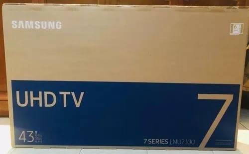 samsung smart tv 43 pulgadas  series 7