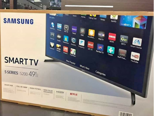samsung smart tv 49 pulgadas