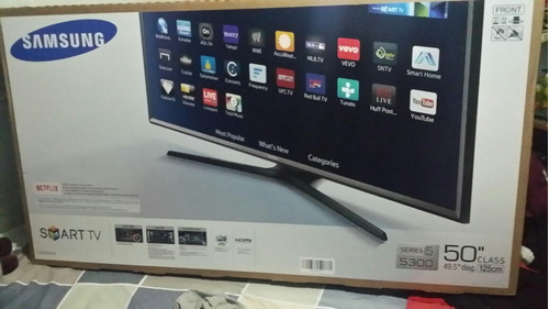 samsung smart tv 50 serie 5300