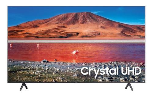 samsung smart tv 50 ultra hd 4k 50tu7000 netflix stienda