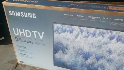 samsung smart tv 50pulgadas serie 6300, 4k