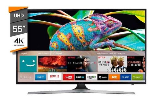 samsung smart tv 55 4k uhd control voz garantía 58 60 65