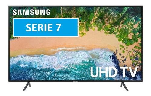 samsung smart tv 58 4k uhd serie 7 garantía 55 60