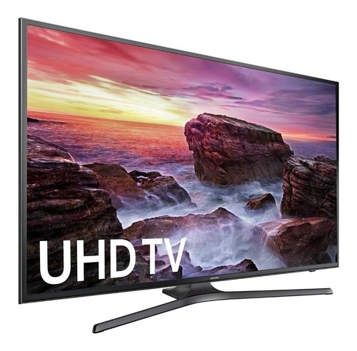 samsung smart tv uhd / 4k 65 con barra de sonido inc iva