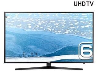 samsung smart tv un40ku60 serie 6 40 pulgadas 4k wifi en caj