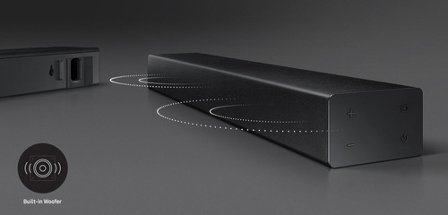 samsung soundbar 100w 2019 barra de sonido