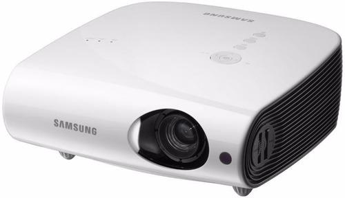 samsung sp-l200 lcd projector  repuesto o reparar