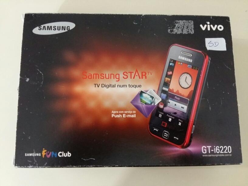 samsung star tv gt-i6220 aplicativos
