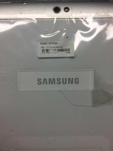 samsung tab 10.3 modelo p7500