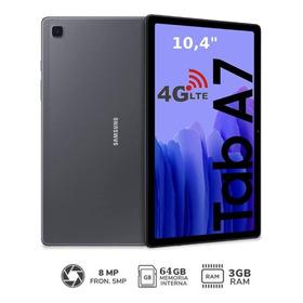 Samsung Tablet 10.4 Galaxy Tab A7 4g Lte 3gb 64gb Sm-t505