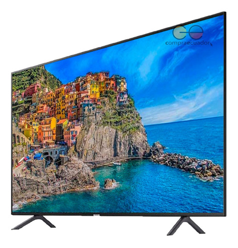 samsung televisor smart 55¨ 4k netflix hdr10+ sistema tizen