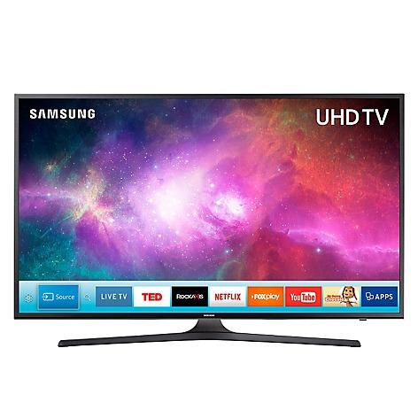 samsung televisor smart tv 55 uhd 4k wifi nueva con garantia