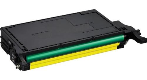 samsung toner original clt-y508l amarillo en liquidacion