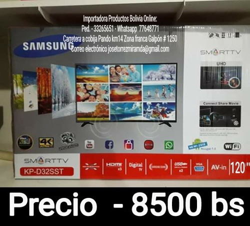 samsung uhdtv curved 78 pulg.