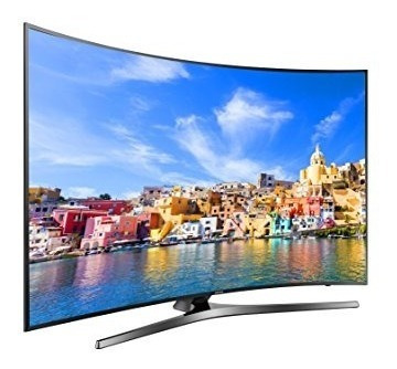 samsung un65ku7500 curva 65-inch 4k ultra hd smart tv led (2