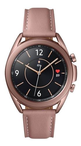samsung watch 3 r850 41mm cuero avenida tecnologica