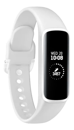samsung watch galaxy fit e relógio smart sm-r375 branco