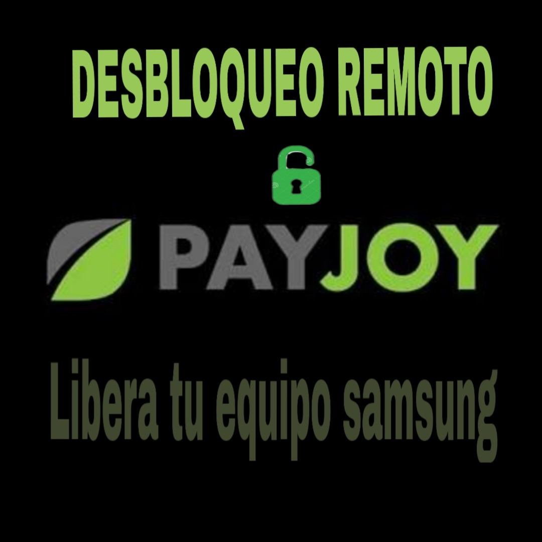 S7 Payjoy Removal