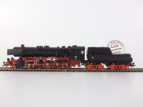 samtrains: marklin 3415 loco vapor db delta ho