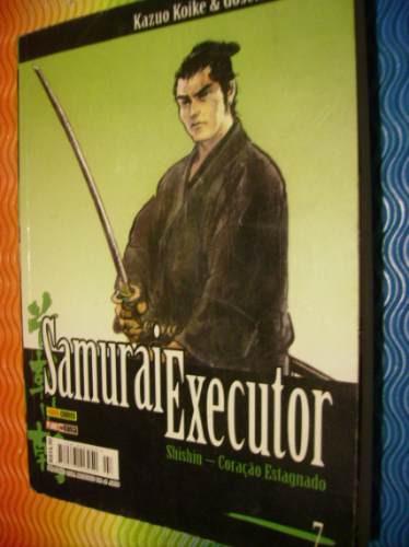 samurai executor- shishin-coracao estagnado vol 7- koike-koj
