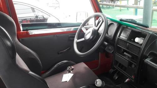 samurai mod 90 1300 cc version limitada cabina y carpa